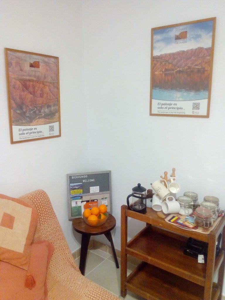 Hospitality Corner