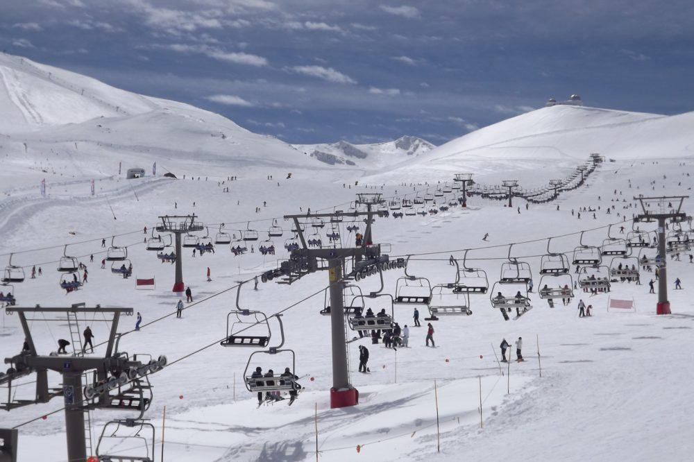 SkiSierraNevada