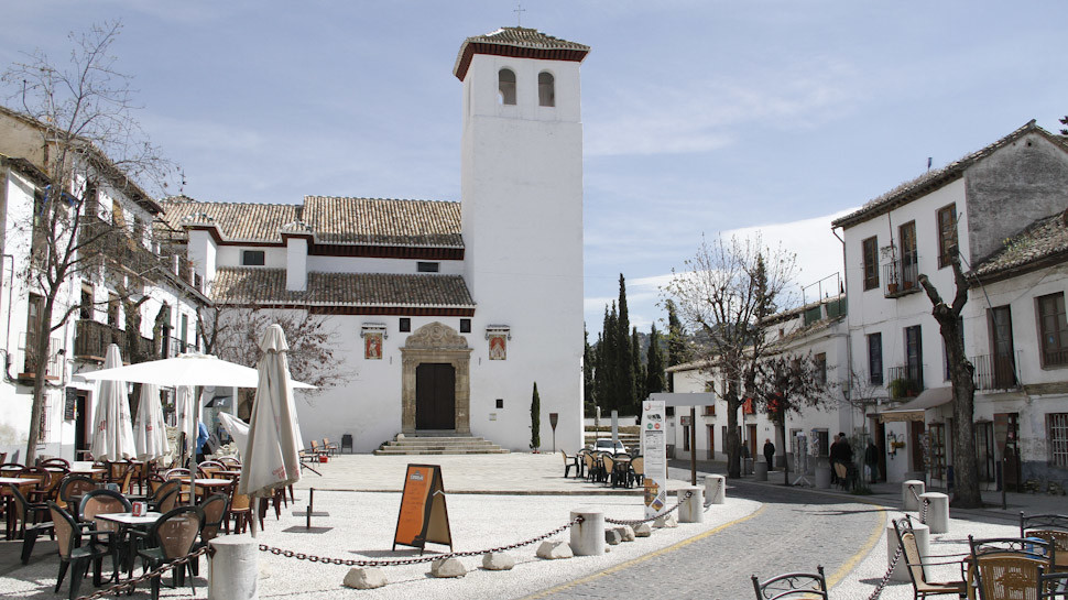 Albaicin Plaza San Miguel