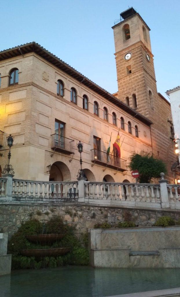 Cazorla Plaza de la Correrdera