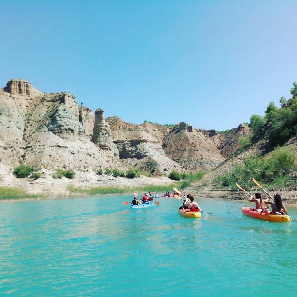 Negratin-Kayaking