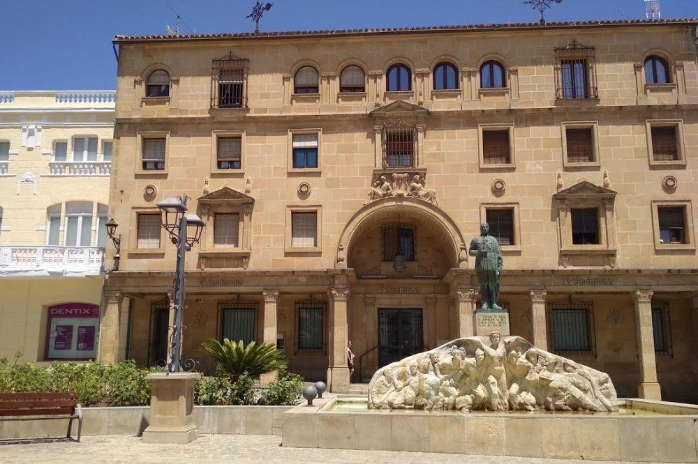 Ubeda - Plaza Andalucia