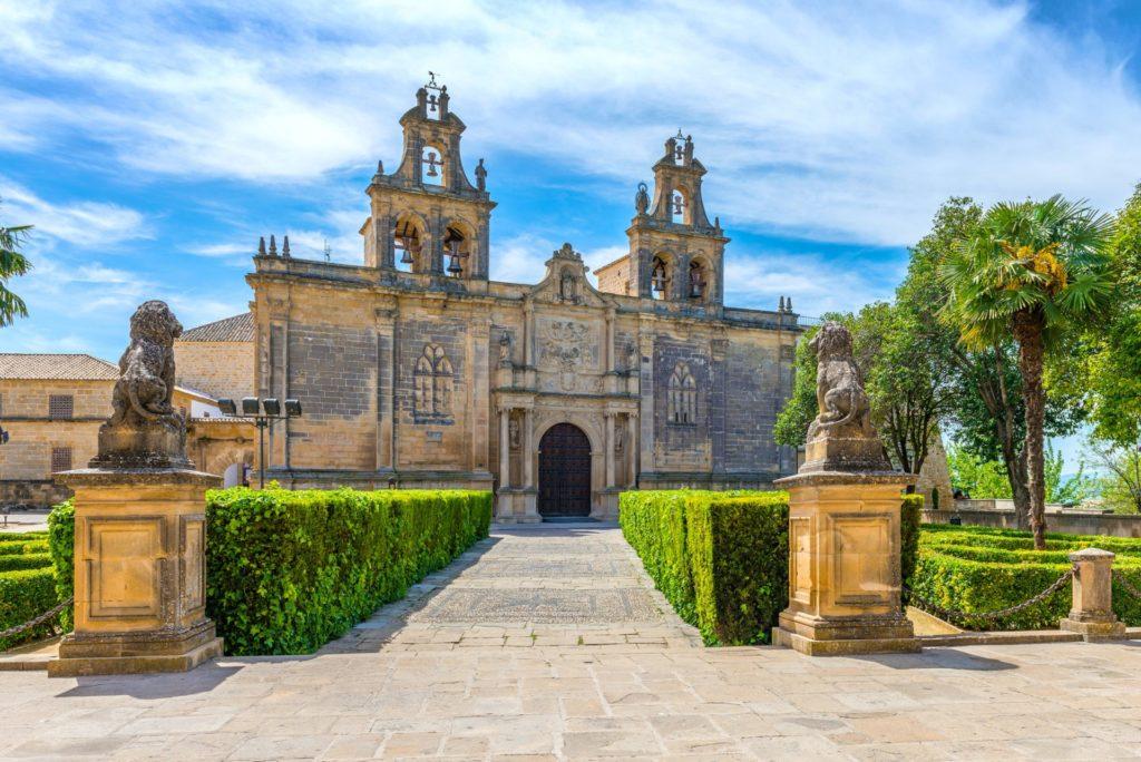 Ubeda - Basílica de Santa María