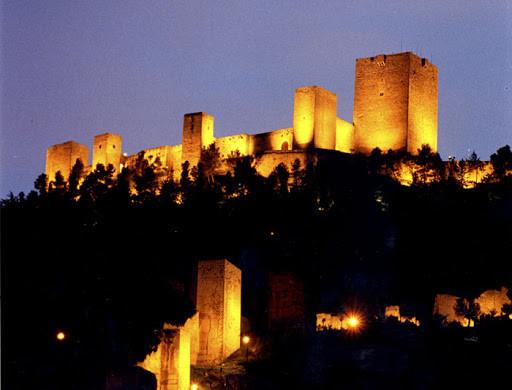 Jaen - Santa Catalina Castle