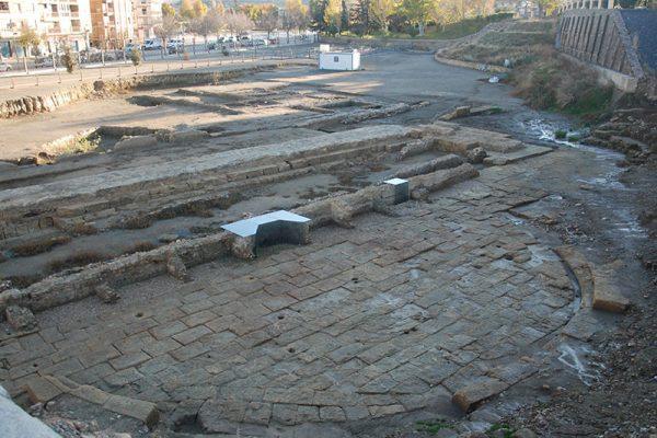 Guadix Roman theatre